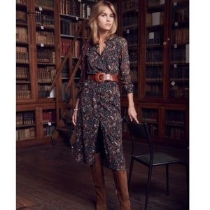 Sezane Clemence dress size 36